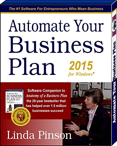 Automate Your Business Plan 2015 for Windows - By Linda Pinson