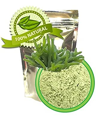 100% PURE FRENCH GREEN CLAY- 1 pound from HIGH ALTITUDE NATURALS
