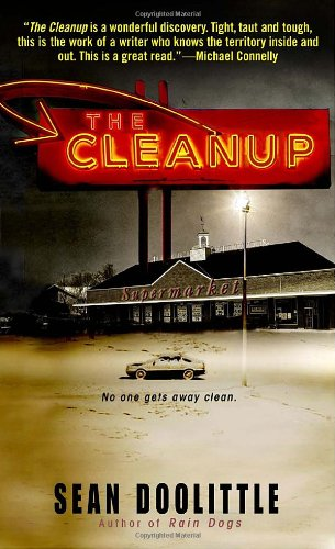 book cover of The Cleanup