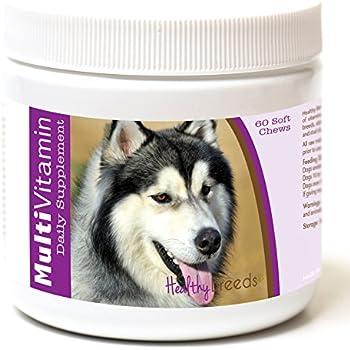 Amazon.com : Healthy Breeds Dog Multivitamin Soft Chew