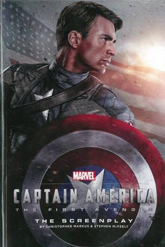 Marvel's Captain America: The First Avenger: The Screenplay by Marvel