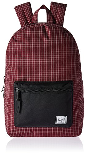 Herschel Supply Co. Settlement Backpack, Windsor Wine Grid