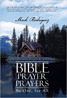 Book Bible Prayer Pray-Ers: Be One, See All