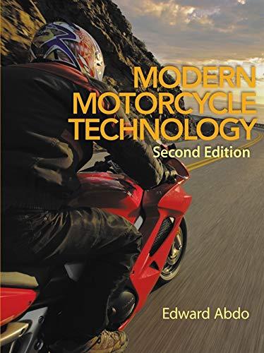 Modern Motorcycle Technology ()