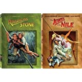 Romancing the Stone + Jewel Of The Nile (2 DVD SET, 2006, Special Edition)