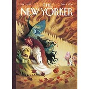 The New Yorker, November 3rd, 2008 (Margaret Talbot, Alexander Stille, Tom Bissell) Periodical
