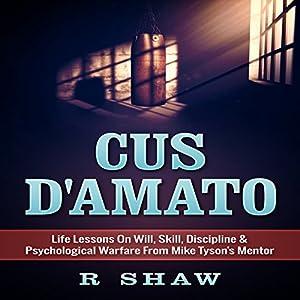 Cus D'Amato Audiobook
