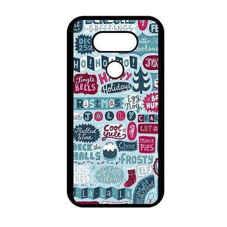 Amazon com: Picturesque Christmas Theme Hard Plastic Case