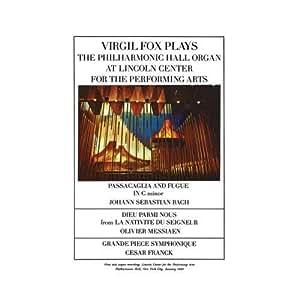 Virgil Fox Plays the Philharmonic Hall Organ
