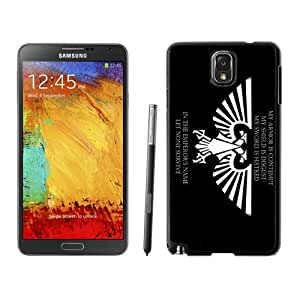 Attractive and Custom Galaxy Note 3 Case Design with Imperial Aquila 2 Black Case for Samsung Galaxy Note 3 III N900 N9005