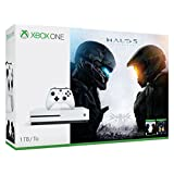 Xbox One S 1TB Console - Halo Collection Bundle