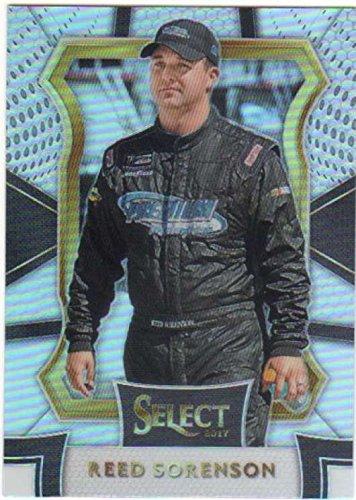 2017 Panini Select Racing Silver Prizm Parallel #98 Reed Sorenson