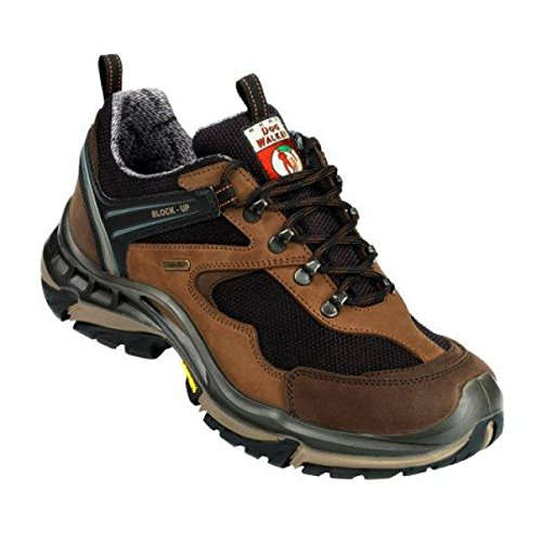 Baak Casual Shoes Dogwalker Sportivo, Impermeabile Trekking Scarpe Da Trekking, Taglia 37, Marrone, 1026