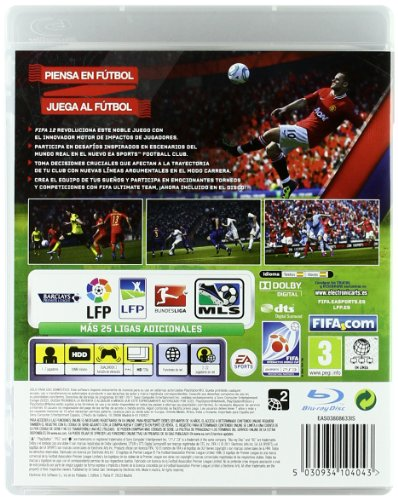 Buy fifa 12 ps3 game