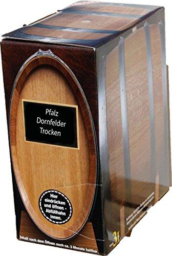 Pfälzer Dornfelder Rotwein trocken 1 X 3 L Bag in Box direkt vom Weingut Müller in Bornheim