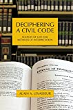 Deciphering a Civil Code: Sources of Law and