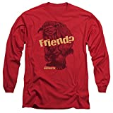 Labyrinth Movie Ludo Friend Adult Long Sleeve T-Shirt - Best Reviews Guide