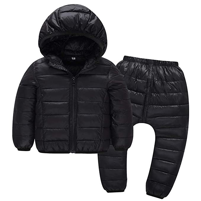 Amazon.com: Happy Cherry - Conjunto de abrigos con capucha ...