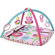 Bright Starts Charming Chirps Activity Gym, Pretty In...