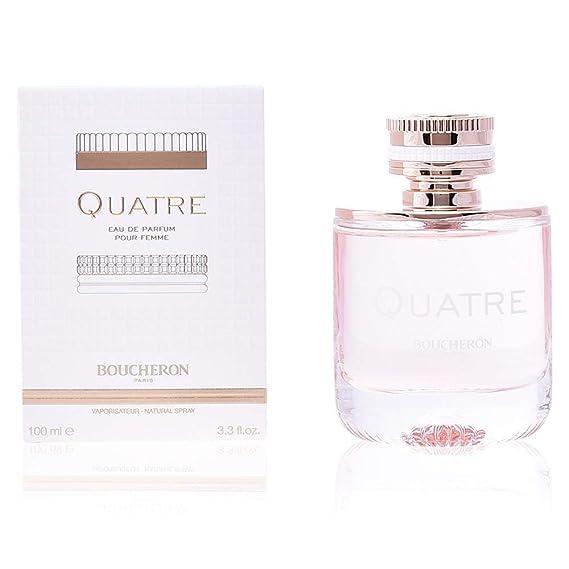 100 Boucheron Parfum Eau De Ml Quatre nPk08XwO