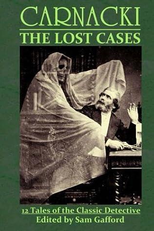 book cover of CARNACKI