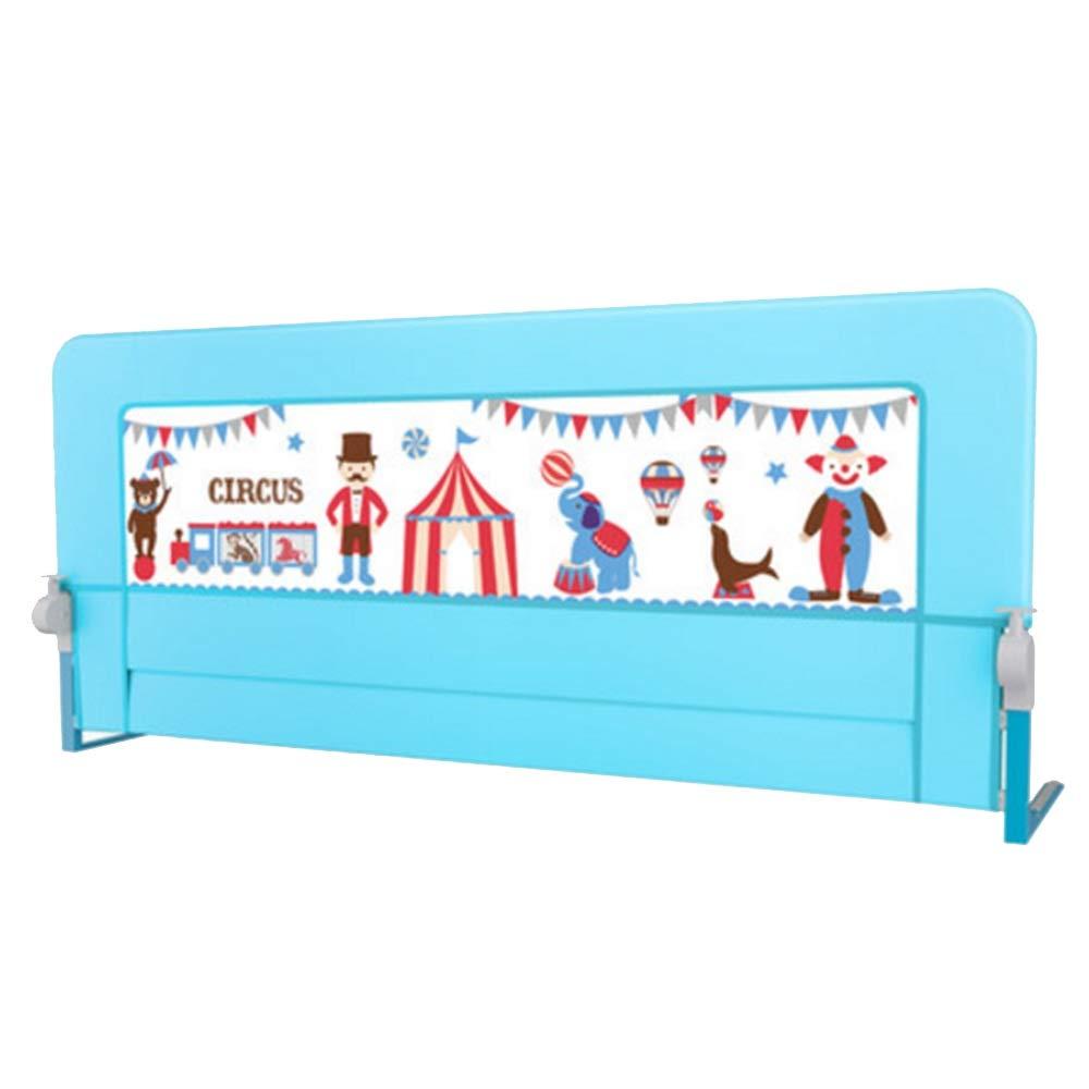 NAN liang ベッドバリア - 1.8 / 2m子供用ベッドフェンス反秋ベッドサイドベゼル子供用ベッド手すりユニバーサル折りたたみ (サイズ さいず : 180cm) 180cm  B07KJHHHFF