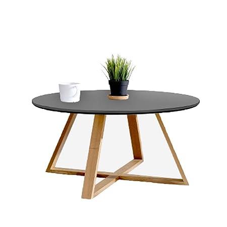 Xyanzi Mesas de café Mesa de Centro Simple, Mesa Auxiliar Nórdica ...