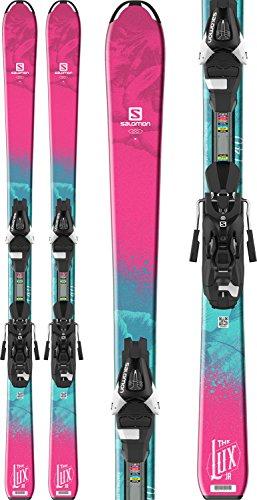 Salomon QST Lux JR Ski + EZY7 B80 Binding Kids'
