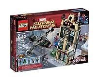 LEGO Super Heroes Daily Bugle Showdown 76005 by LEGO Superheroes