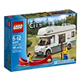 Best LEGO Camping Toys - LEGO City Great Vehicles Camper Van - 60057 Review
