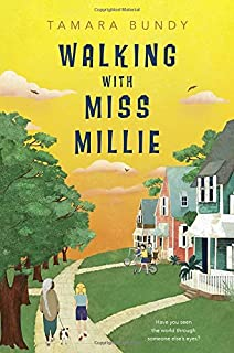 Book Cover: Walking with Miss Millie
