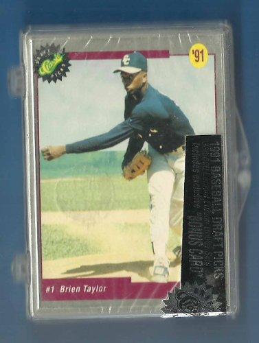 - 1991 Classic Baseball Draft Picks Set - Factory Sealed - Manny Ramirez