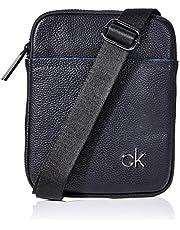 Calvin Klein - Ck Direct Mini Flat Crossover, Borse a spalla Uomo