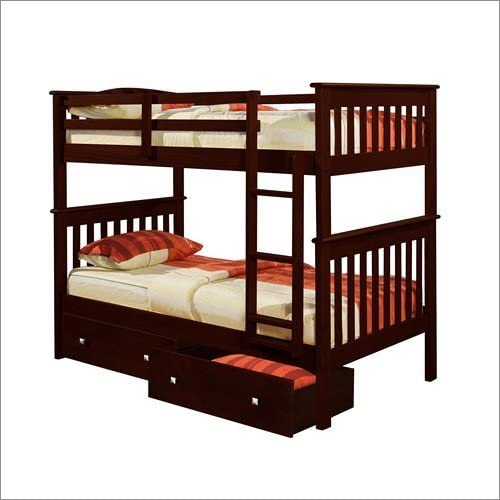 T/T MISSION BUNK BED