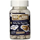 Tired Teddies Natural Sleep Aid for Kids - Home Size (90 co.)