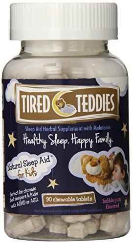 Tired Teddies Natural Sleep Kids product image