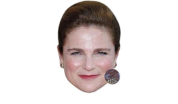 Tovah Feldshuh Celebrity Mask Card Face and Fancy Dress Mask