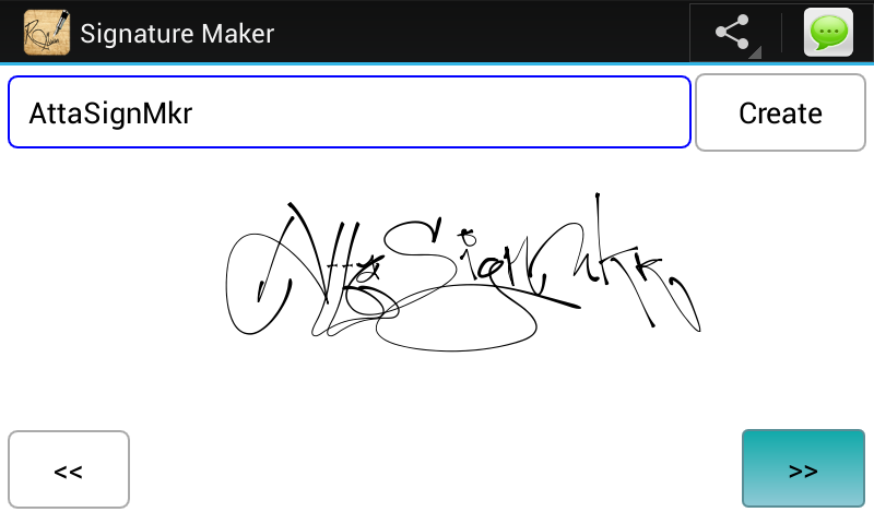Amazon Com Signature Maker Appstore For Android