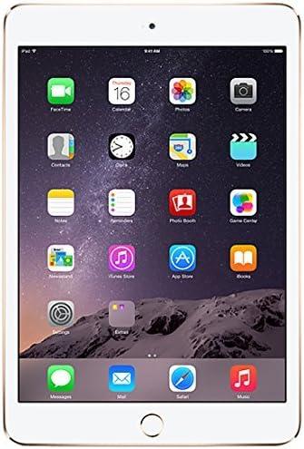 Oferta amazon: Apple iPad Mini 3 64GB Oro - Tablet (Minitableta, IEEE 802.11n, iOS, Pizarra, iOS, Oro) (Reacondicionado)