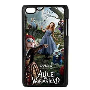 ipod touch 4 phone cases Black Alice cell phone cases Beautiful gifts YWTS0420937