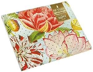 PIP Studio Deluxe adhesiva diseño Floral Vintage Post It