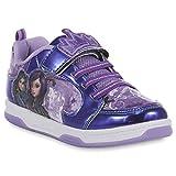Disney Descendants: Wicked World Girl's Purple Sneaker (1)