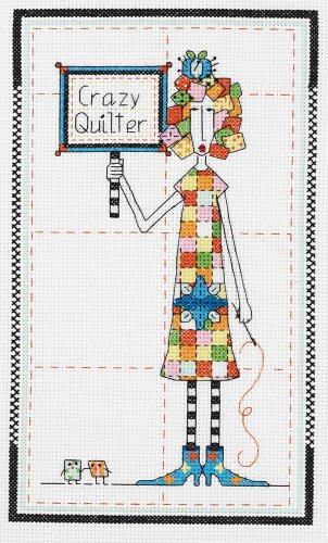 Dolly Mamas Kit Cross Stitch - 6