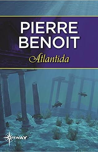 book cover of Atlantida