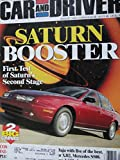 1995 Saturn SL2 / Chevy Chevrolet S-10 / Dodge Dakota / Ford Ranger Splash / Nissan Truck V6 / Toyota Tacoma V6 / BMW 750il / Jaguar XJ12 / Mercedes Benz S500 / Acura TL Road Test