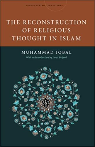Amazon com: The Reconstruction of Religious Thought in Islam