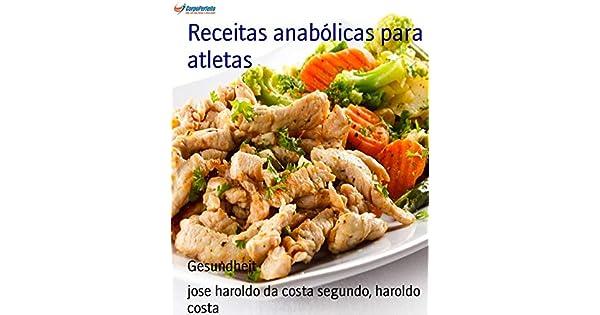 Anabolicas pdf receitas