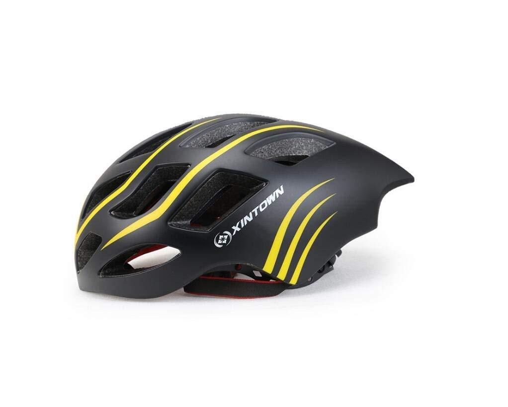 Erwachsener Fahrradhelm Für Männer Und Frauen Sicherheitsschutz CPSC Zertifizierung (Mehrere Farben) Verstellbare Leichtbau-Mountainbike-Helm