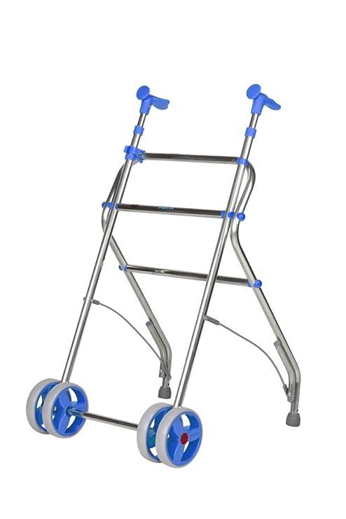 Forta fabricaciones - Andador para ancianos FORTA AIR - Azul ...