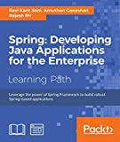 Leverage the power of Spring MVC, Spring Boot, Spring Cloud, and additional popular web frameworks.      About This Book        Discover key Spring Framework-related technology standards such as Spring core, Spring-AOP, Spring data access fra...